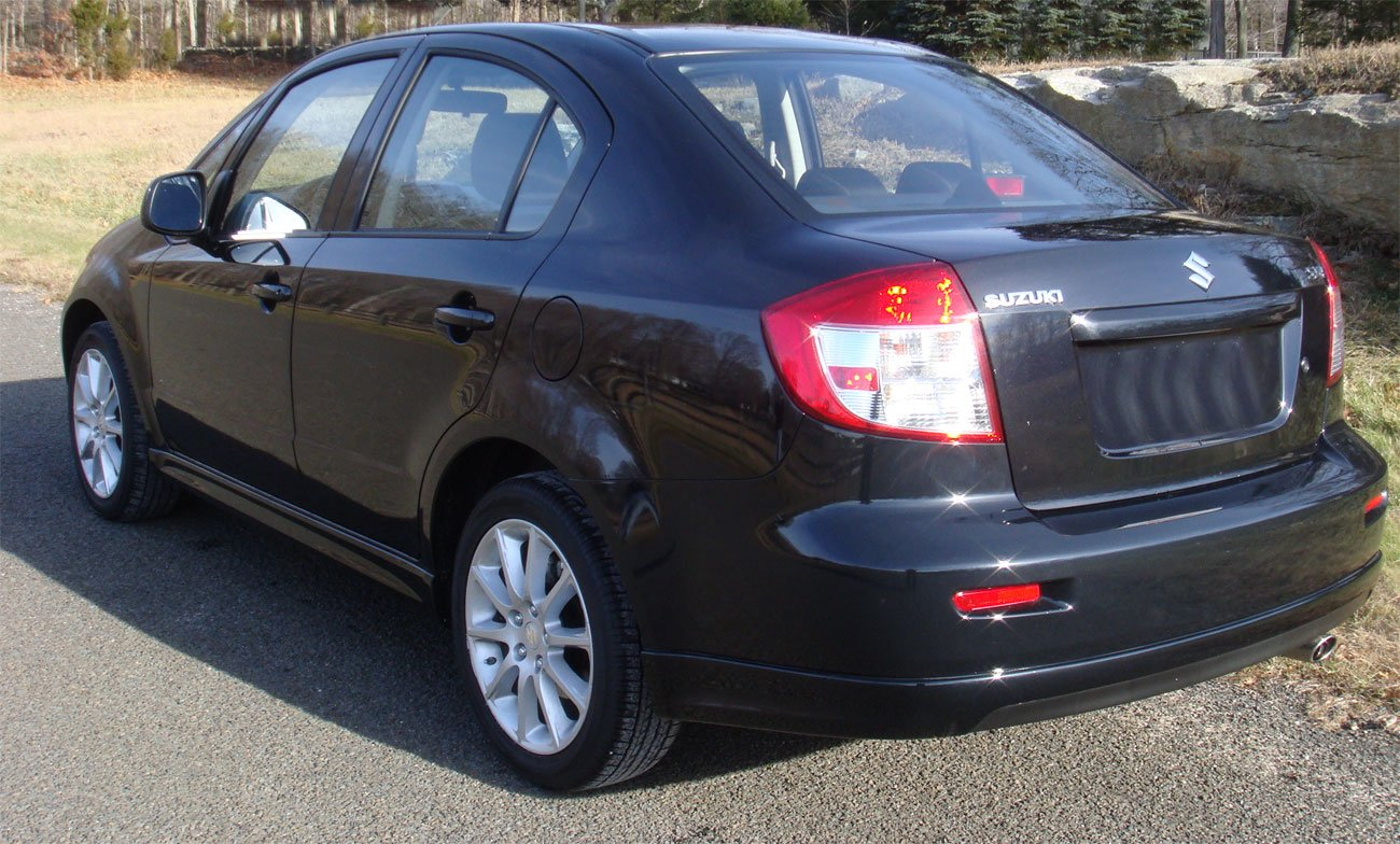 2008 suzuki sx4 sedan pictures information and specs. Black Bedroom Furniture Sets. Home Design Ideas