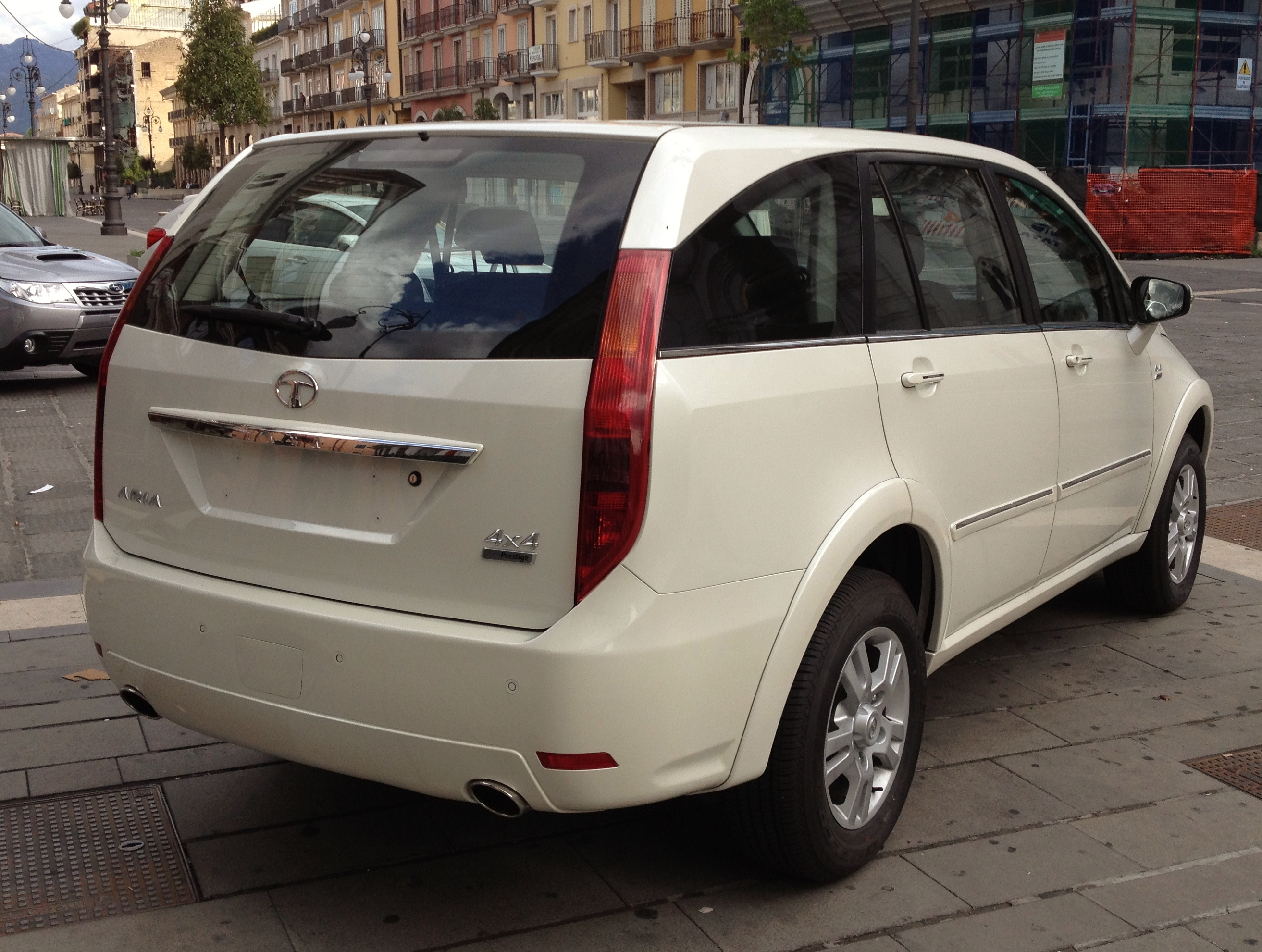 2012 tata aria � pictures information and specs auto