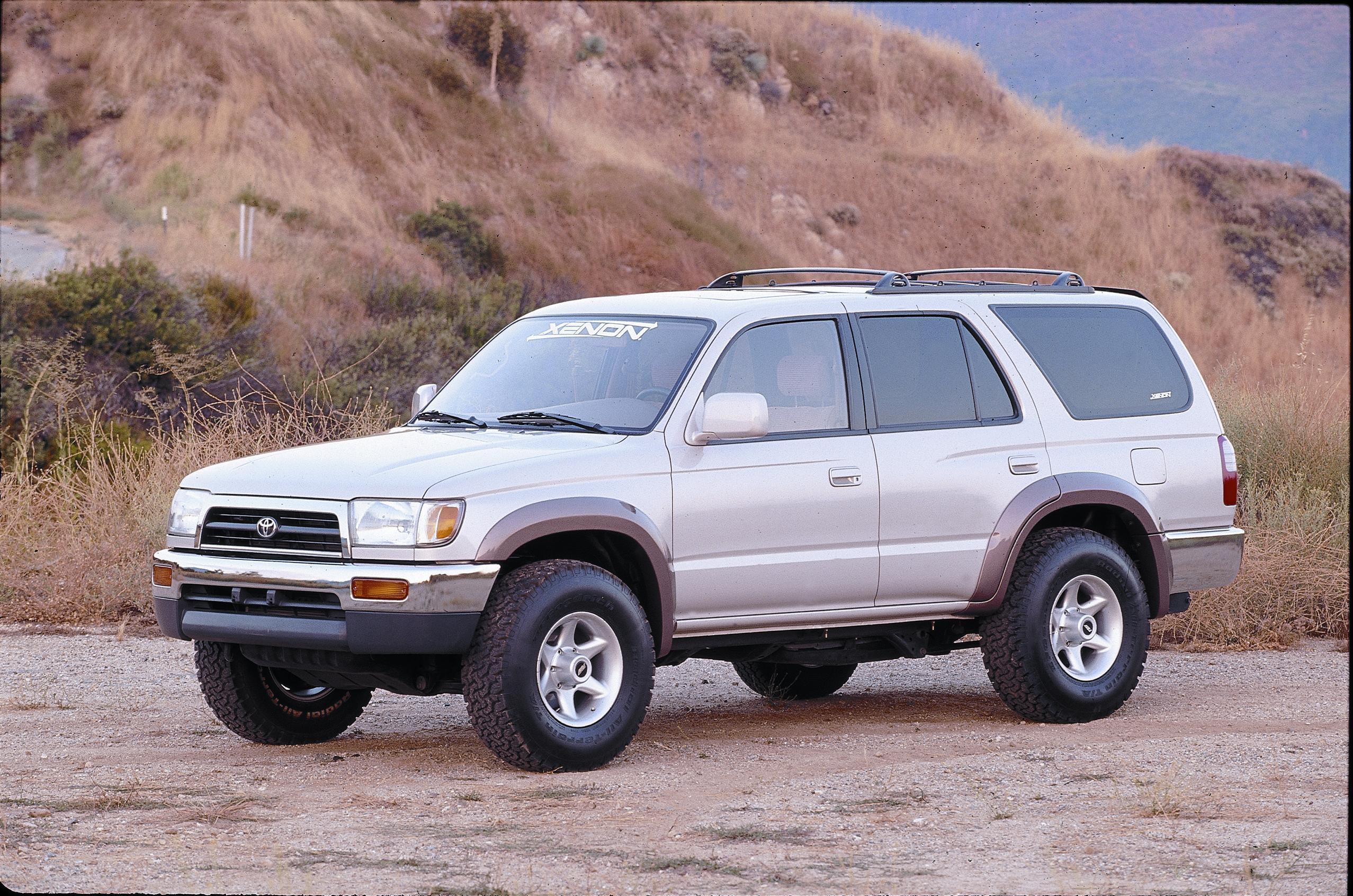 1996 toyota 4runner iii pictures information and specs auto. Black Bedroom Furniture Sets. Home Design Ideas
