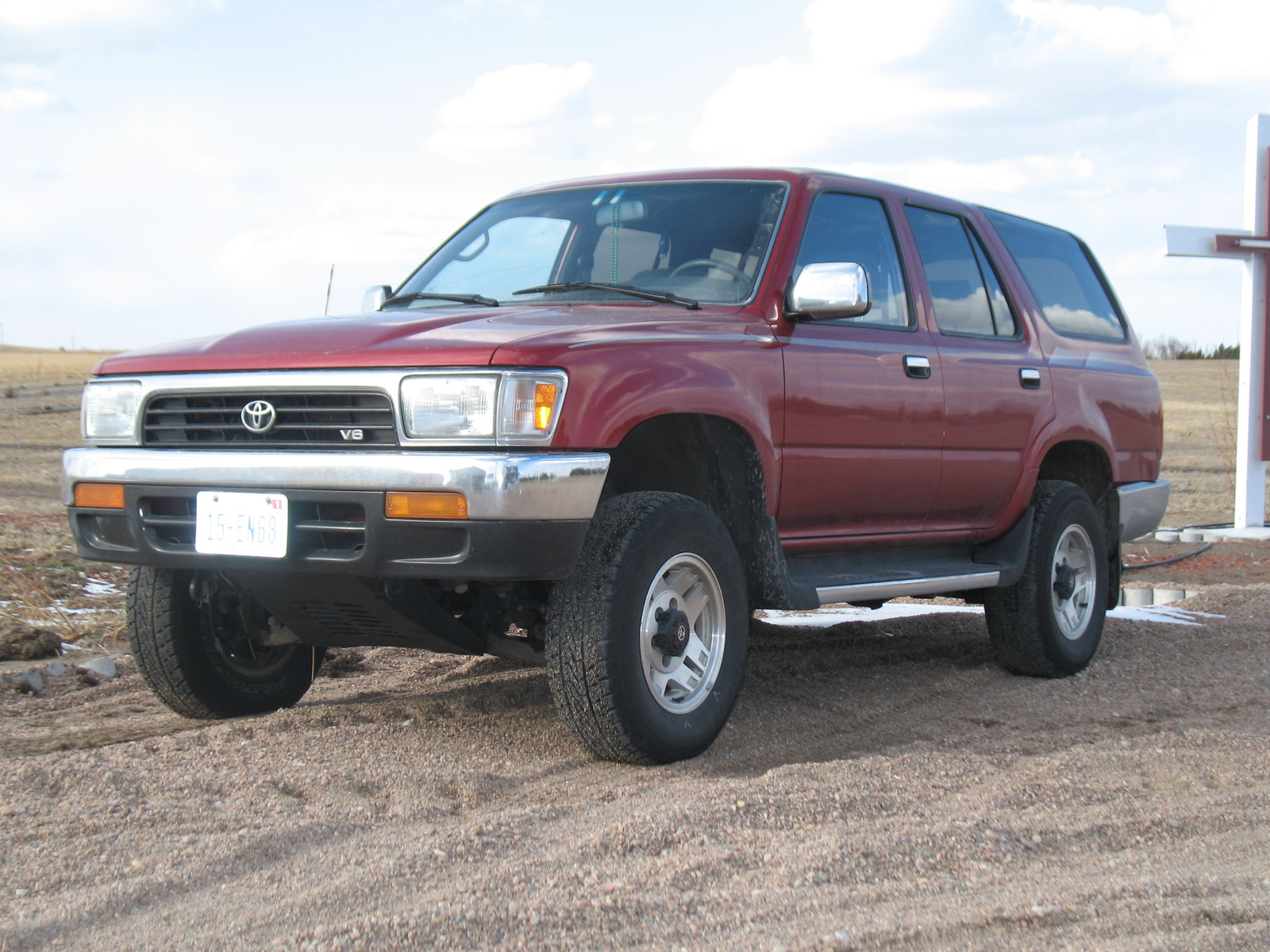 1996 toyota 4runner iii pictures information and specs. Black Bedroom Furniture Sets. Home Design Ideas