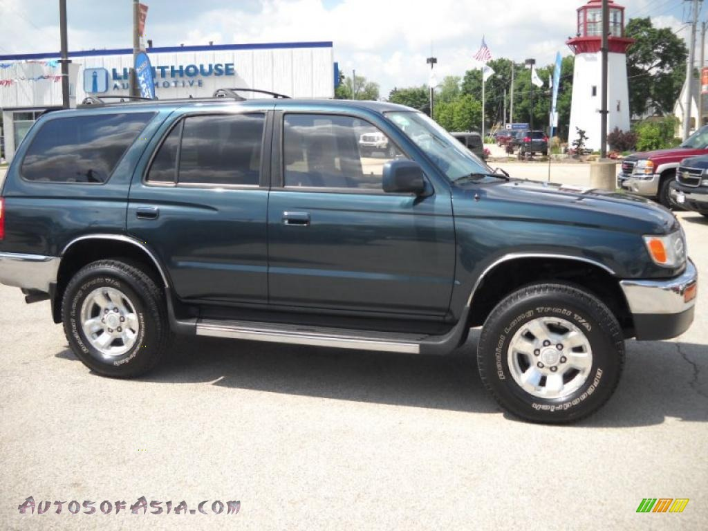 1996 toyota 4runner green 200 interior and exterior images. Black Bedroom Furniture Sets. Home Design Ideas