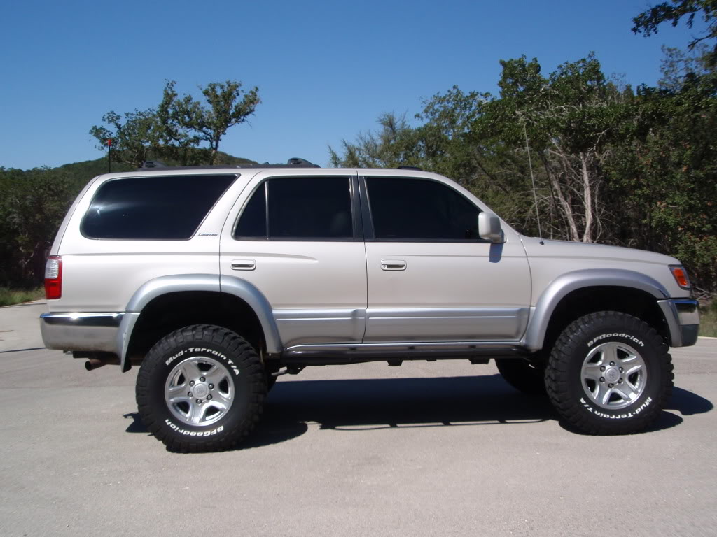 1996 Toyota 4runner Iii Pictures Information And Specs Auto Database Com