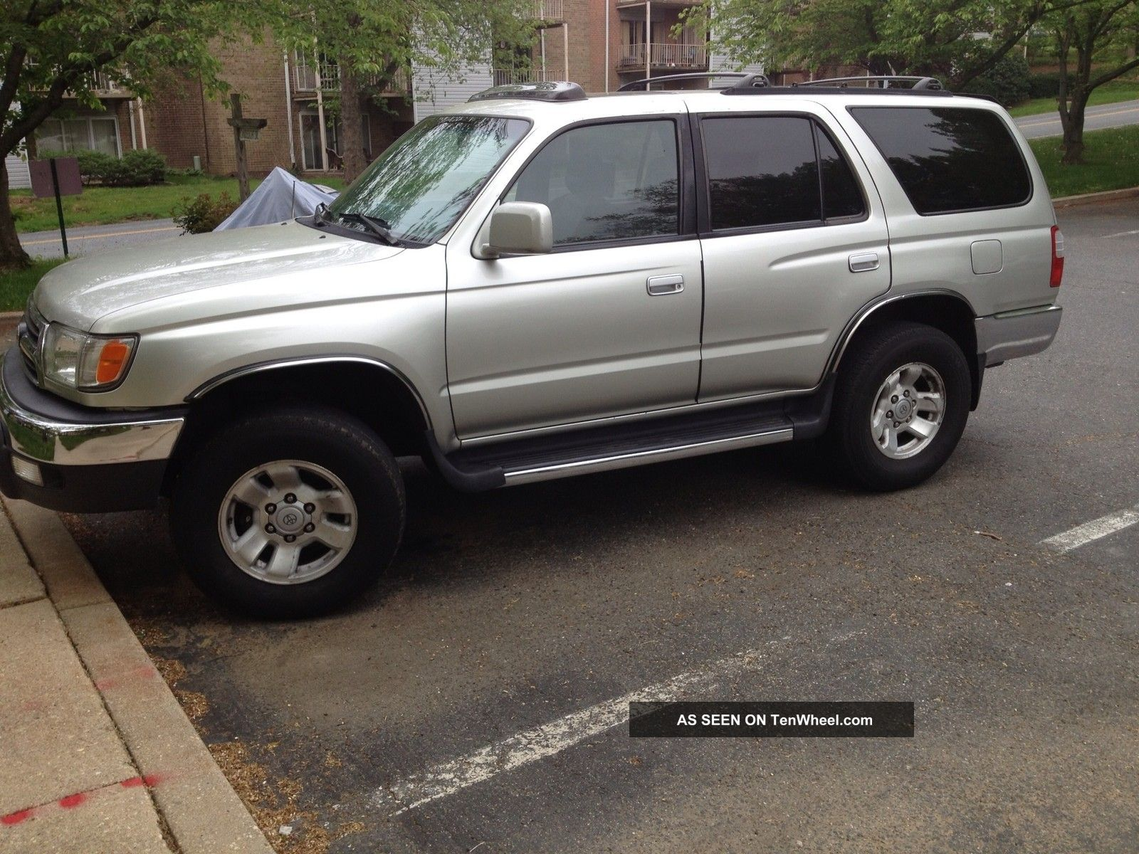 1999 toyota 4runner iii pictures information and specs auto. Black Bedroom Furniture Sets. Home Design Ideas