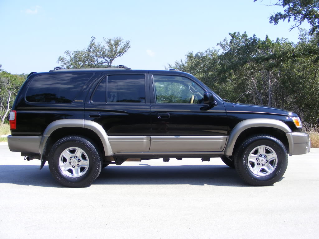 2000 toyota 4runner iii pictures information and specs auto. Black Bedroom Furniture Sets. Home Design Ideas