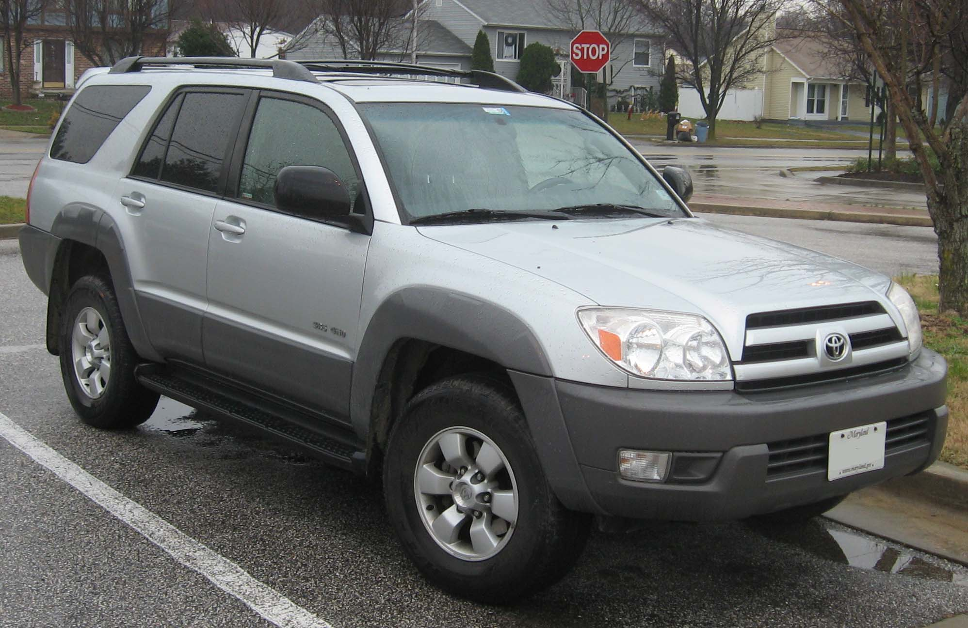 2004 toyota 4runner iv pictures information and specs auto. Black Bedroom Furniture Sets. Home Design Ideas
