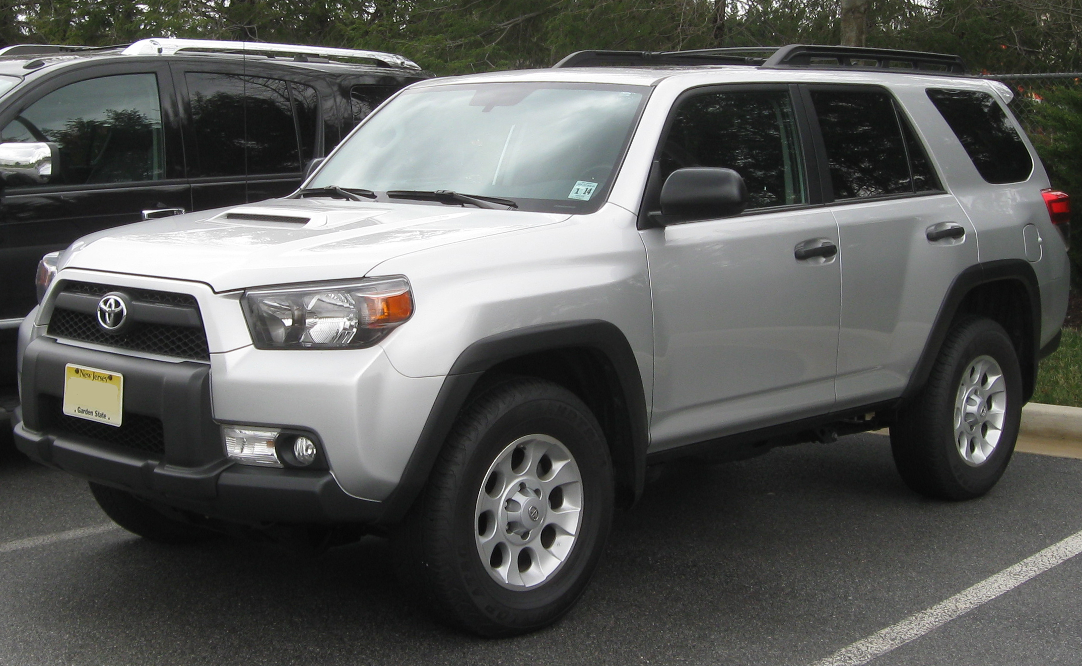 2005 toyota 4runner iv pictures information and specs. Black Bedroom Furniture Sets. Home Design Ideas