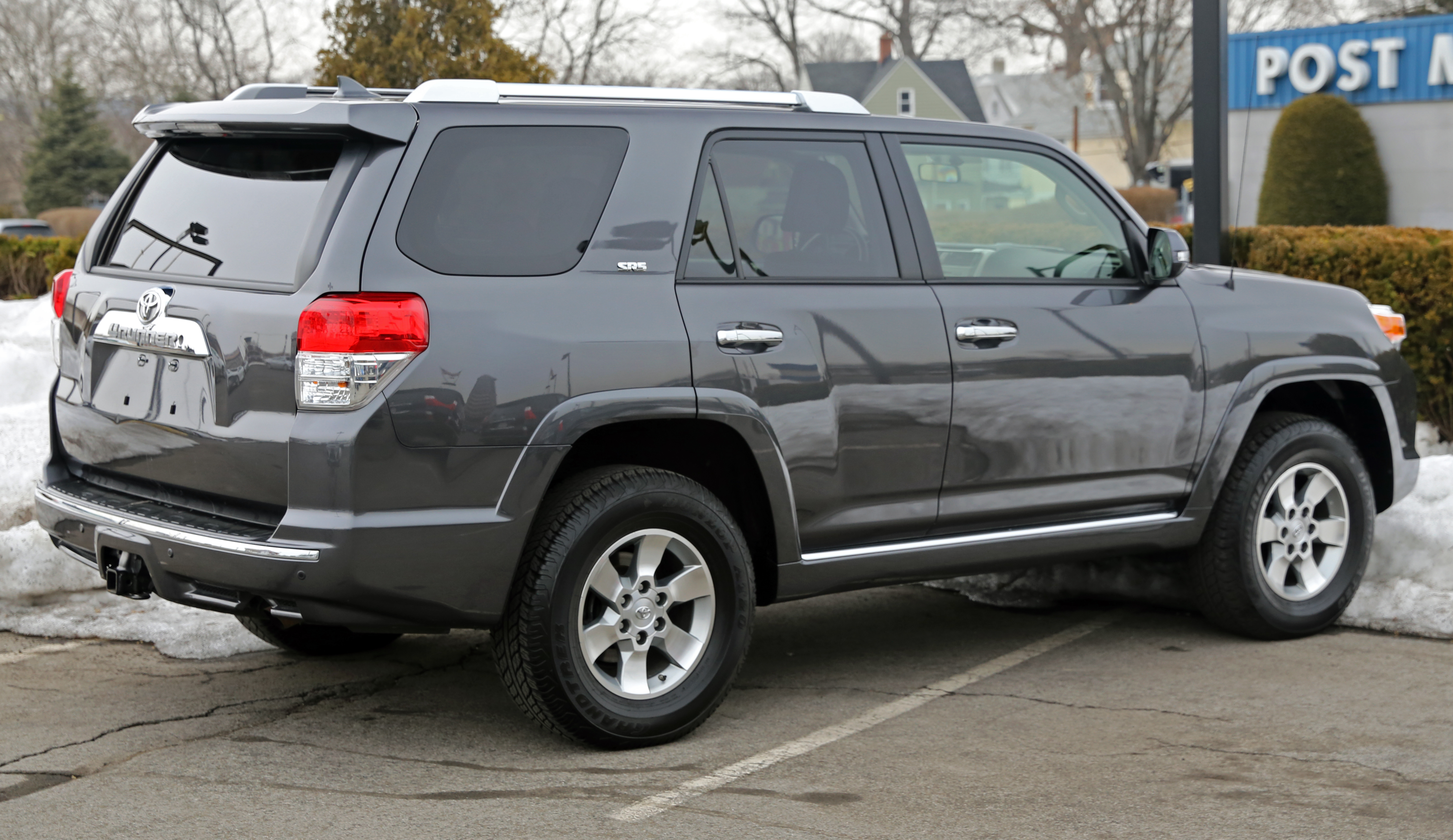 2010 toyota 4runner iv pictures information and specs auto. Black Bedroom Furniture Sets. Home Design Ideas
