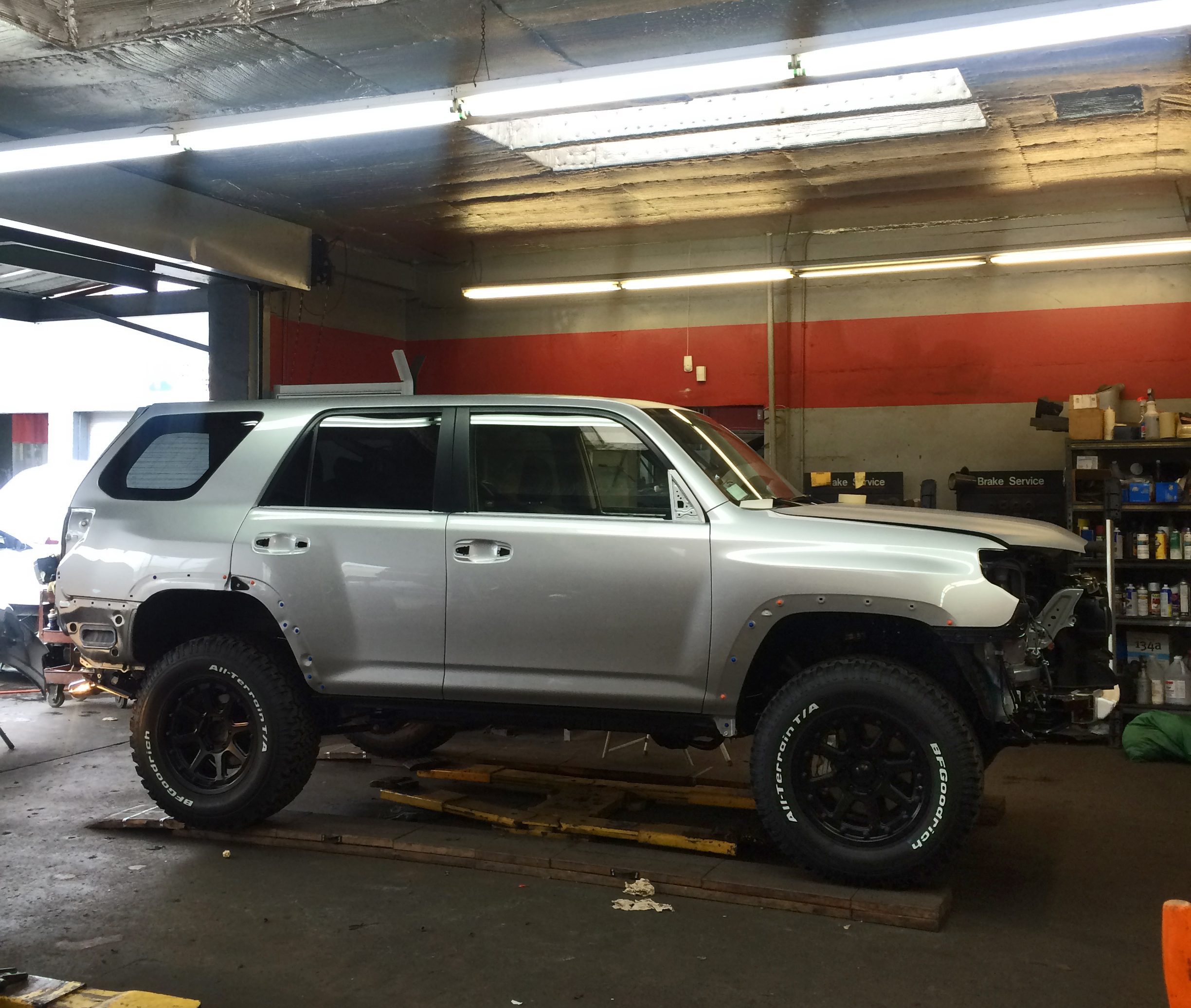 toyota 4runner iv 2014 pictures