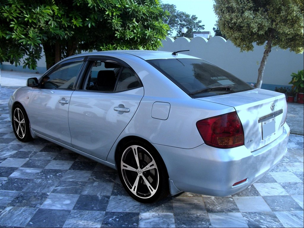 2003 Toyota Allion Pictures Information And Specs