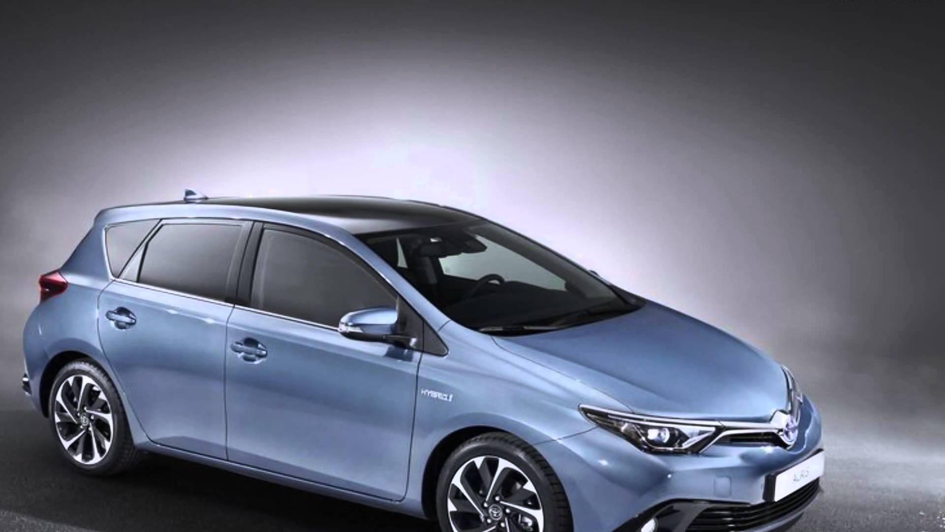 2016 Toyota Auris – pictures, information and specs - Auto ...