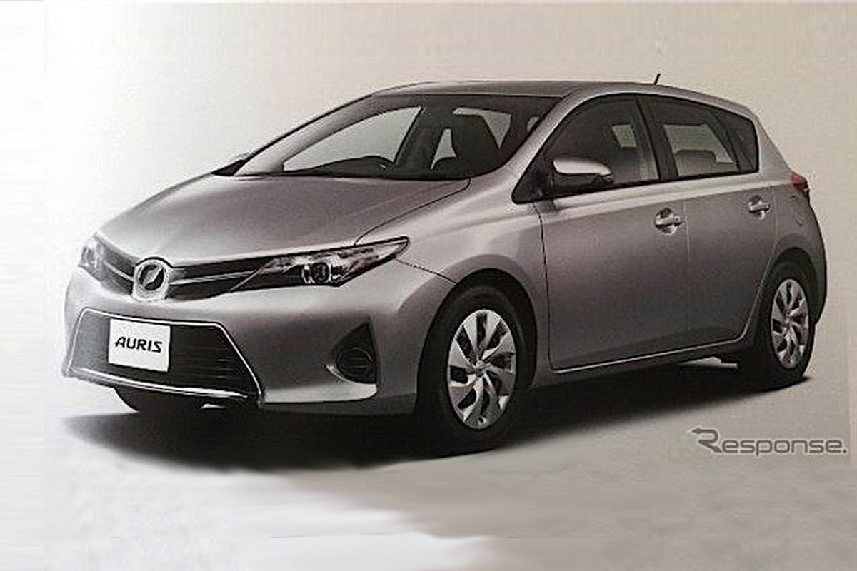 2014 toyota auris ii pictures information and specs auto. Black Bedroom Furniture Sets. Home Design Ideas