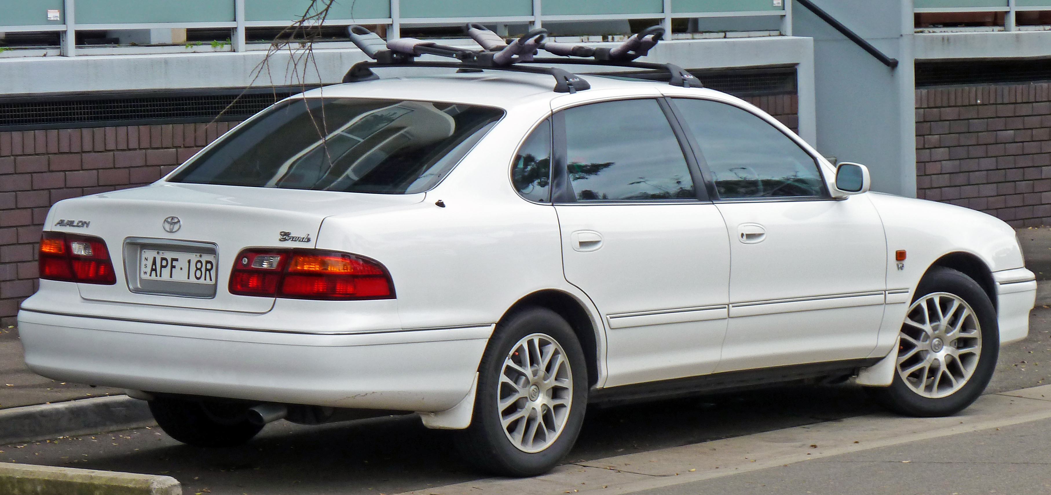 1994 Toyota Avalon Pictures Information And Specs