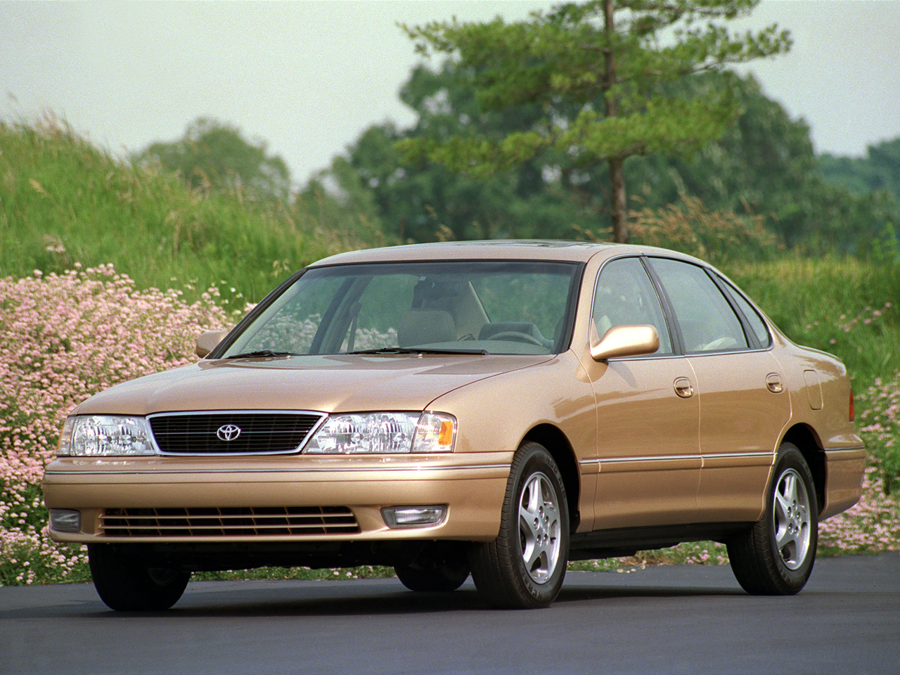 1998 toyota avalon pictures information and specs. Black Bedroom Furniture Sets. Home Design Ideas