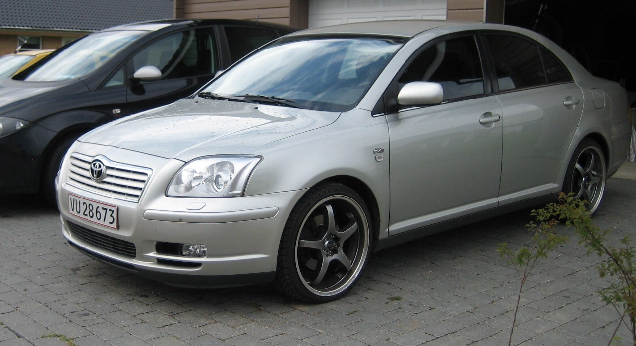 2004 toyota avensis ii pictures information and specs auto. Black Bedroom Furniture Sets. Home Design Ideas