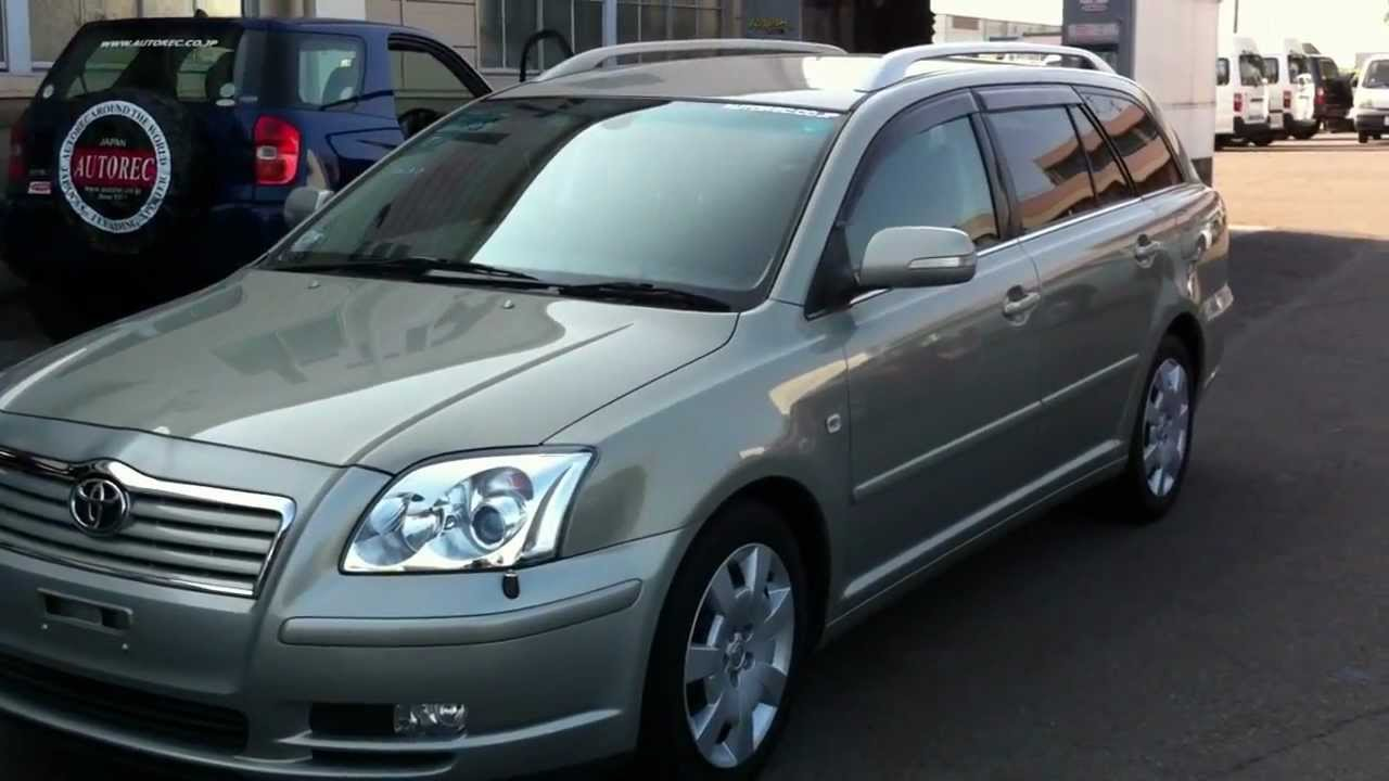 2005 Toyota Avensis Ii Pictures Information And Specs Auto Database Com