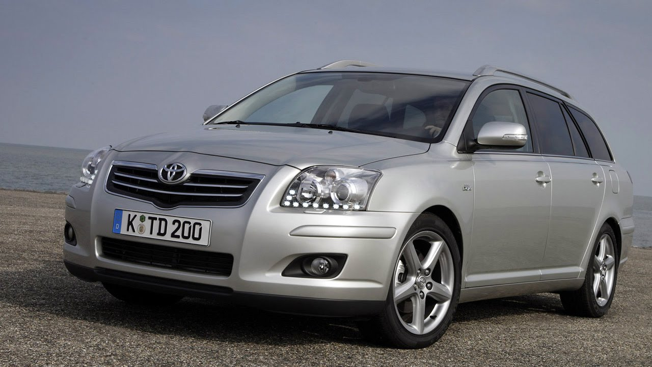 2008 toyota avensis iii pictures information and specs auto. Black Bedroom Furniture Sets. Home Design Ideas