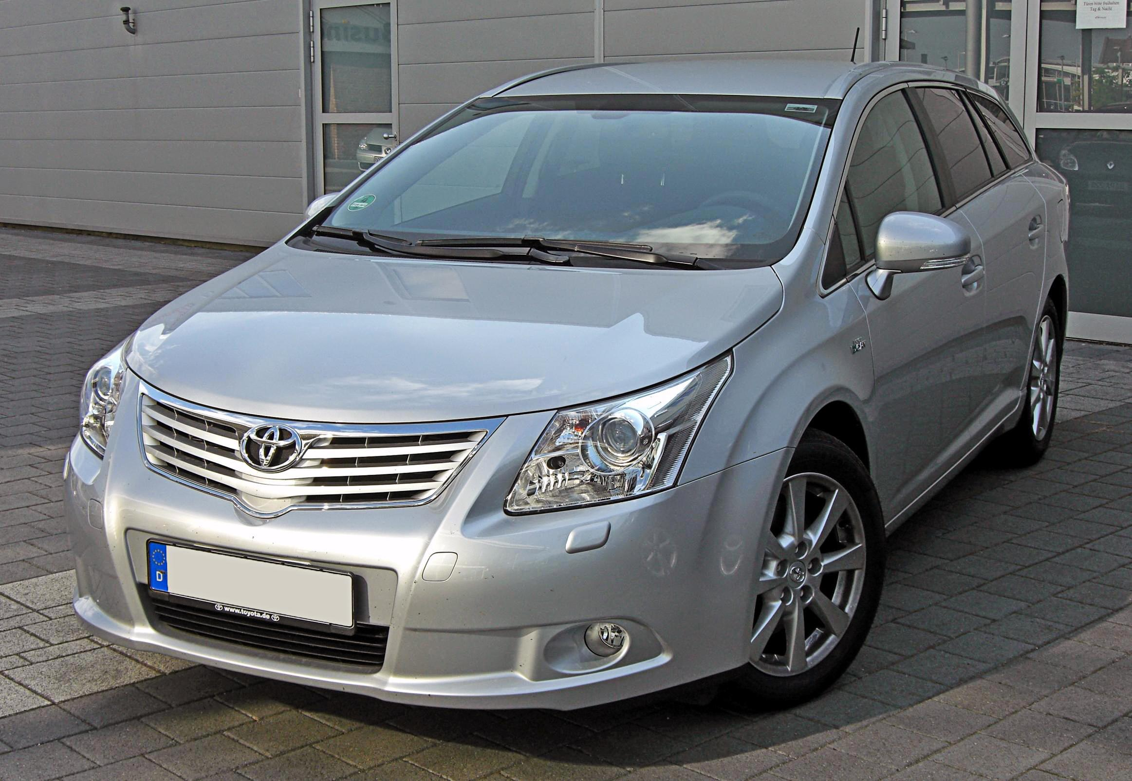2009 toyota avensis iii � pictures information and specs
