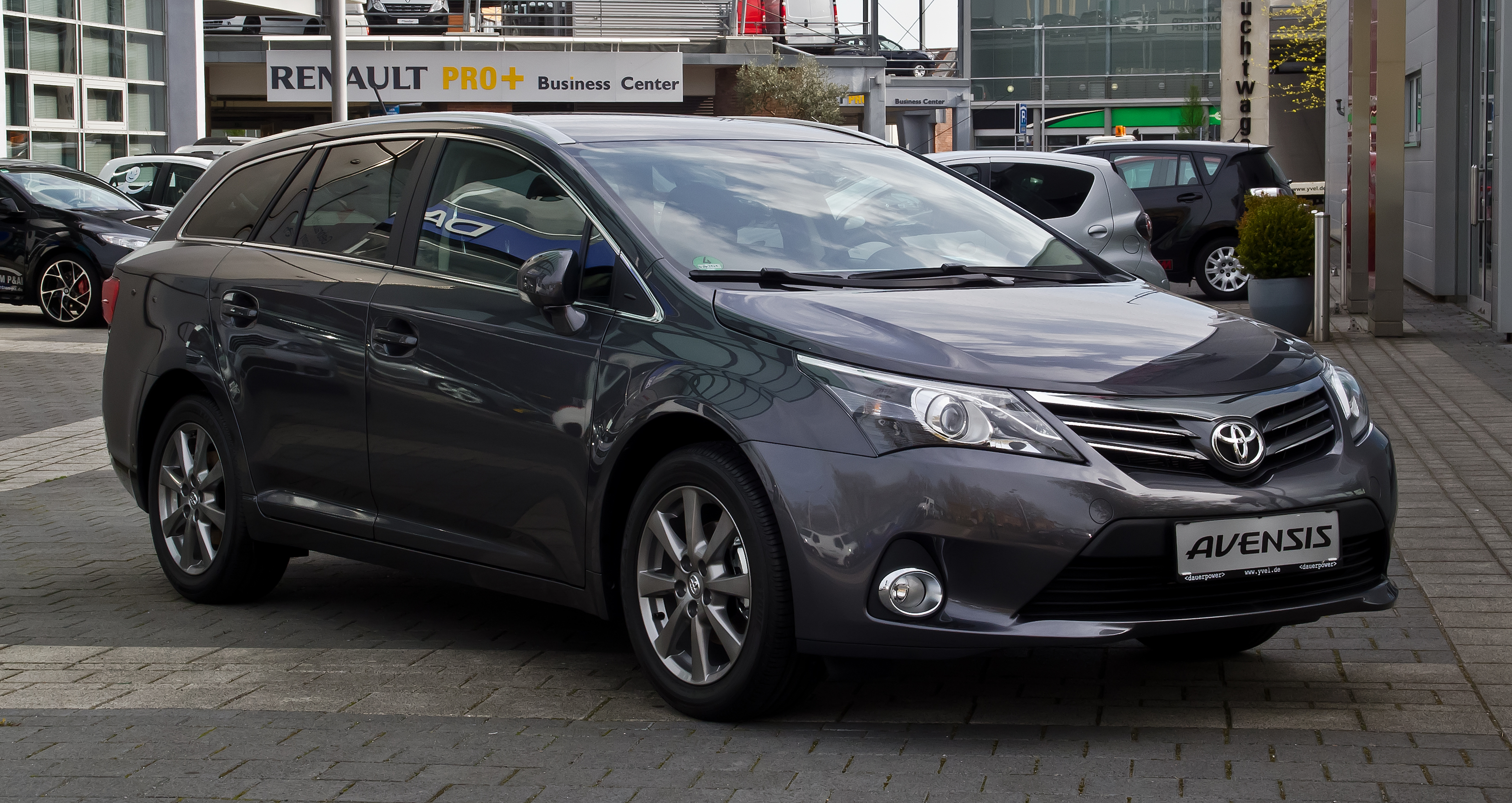 2012 toyota avensis iii pictures information and specs auto. Black Bedroom Furniture Sets. Home Design Ideas