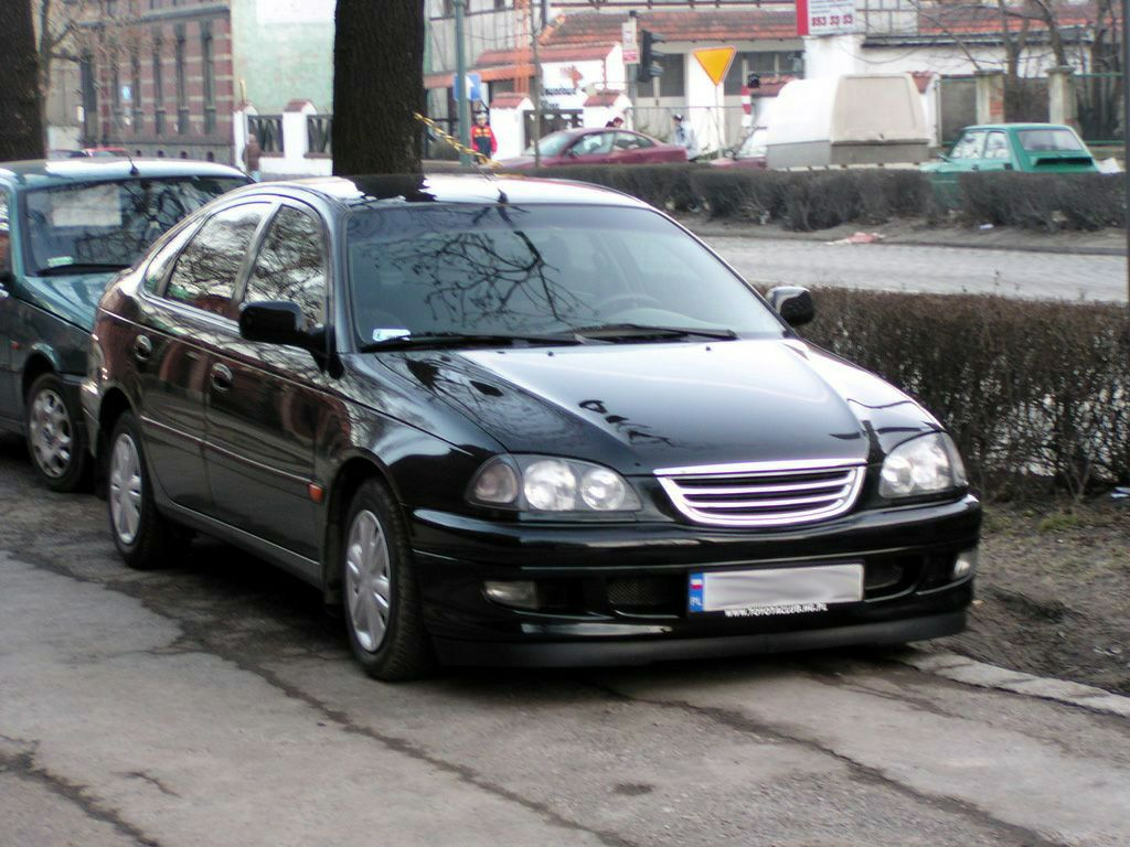 1998 toyota avensis t22 pictures information and specs auto. Black Bedroom Furniture Sets. Home Design Ideas