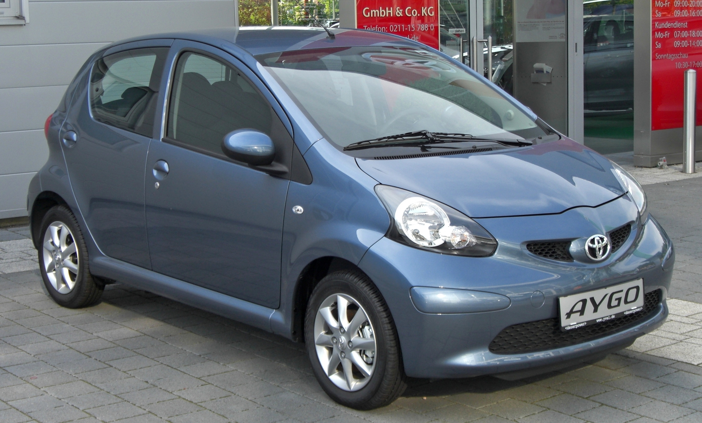 2006 toyota aygo pictures information and specs auto. Black Bedroom Furniture Sets. Home Design Ideas
