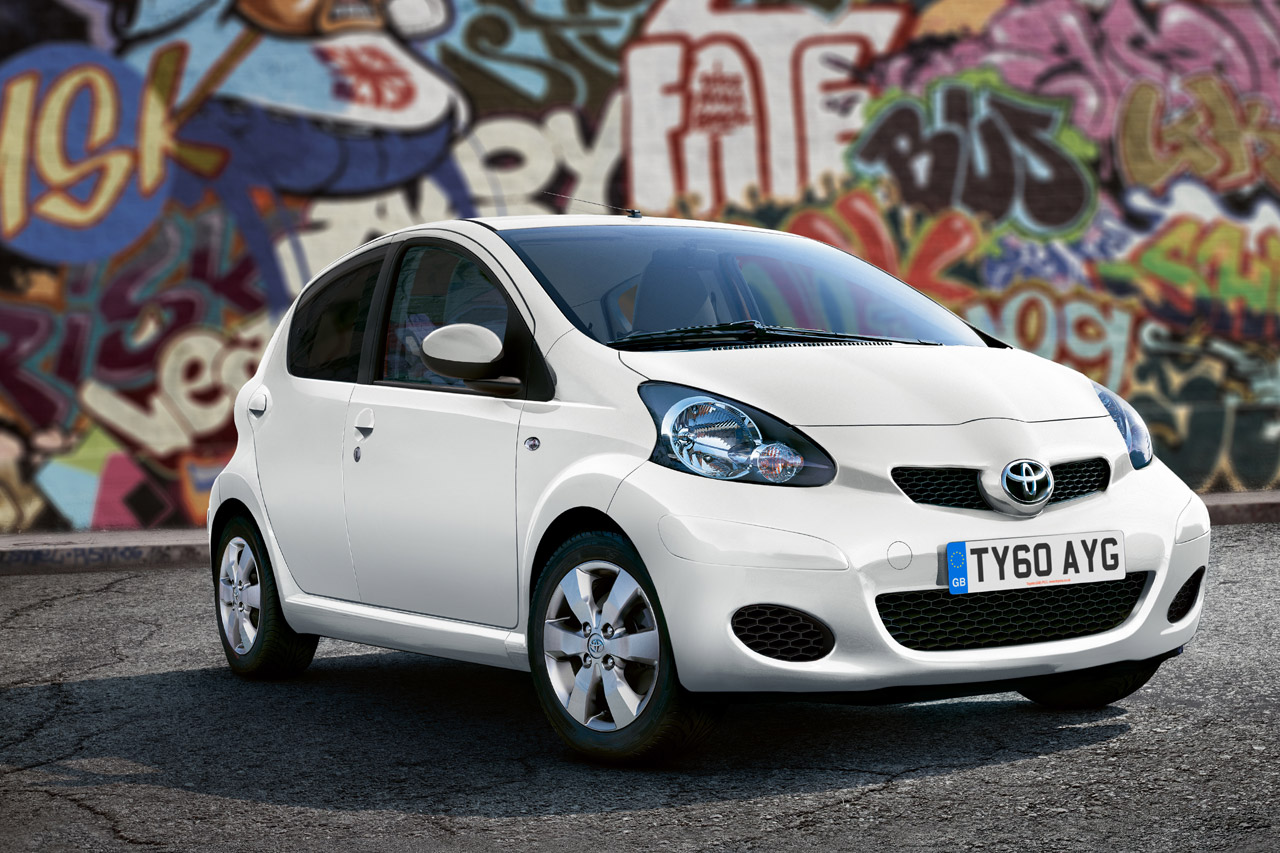 2011 Toyota Aygo Pictures Information And Specs Auto