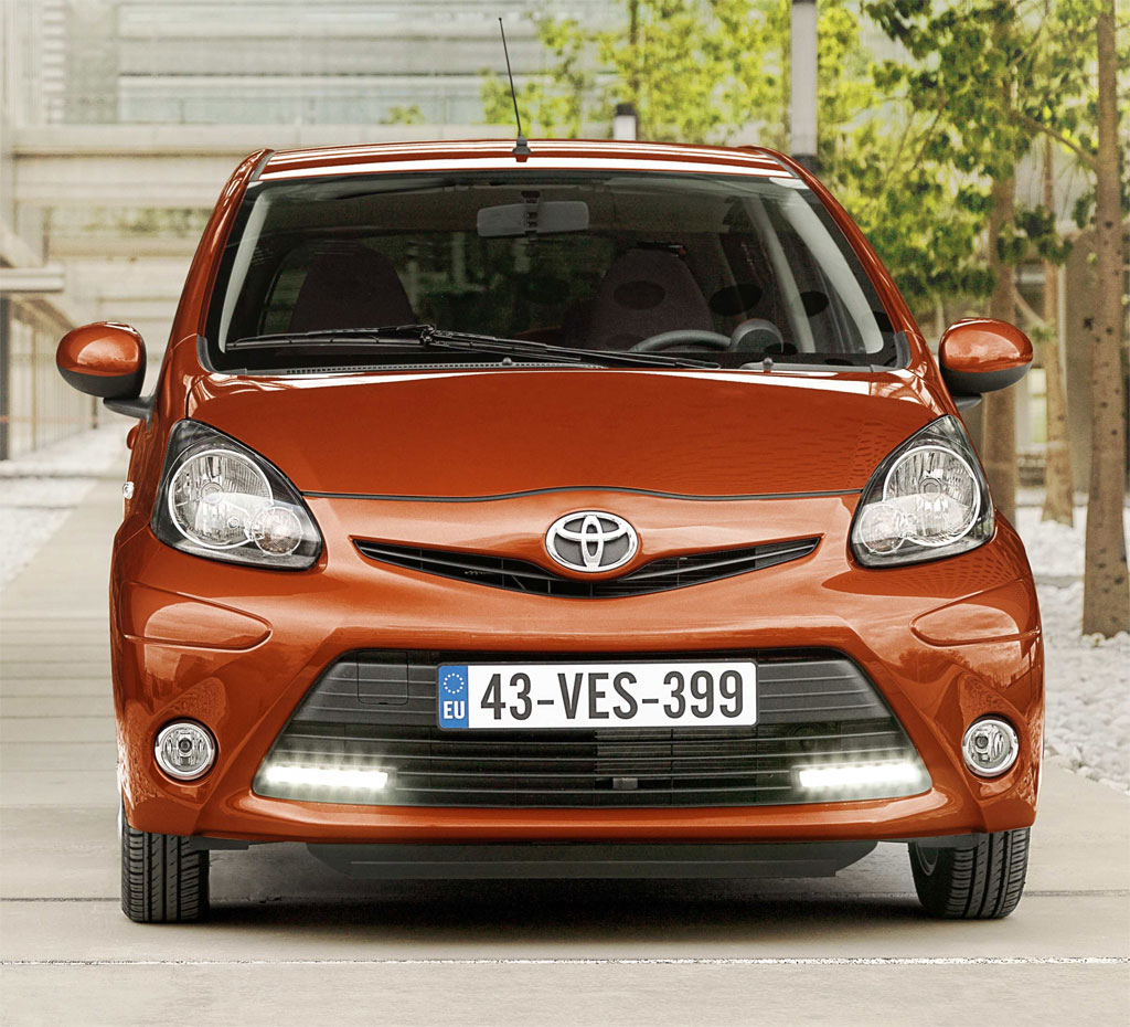 ... toyota aygo pictures information and specs auto database Car Pictures