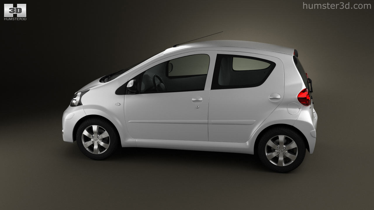 2013 Toyota Aygo Pictures Information And Specs Auto