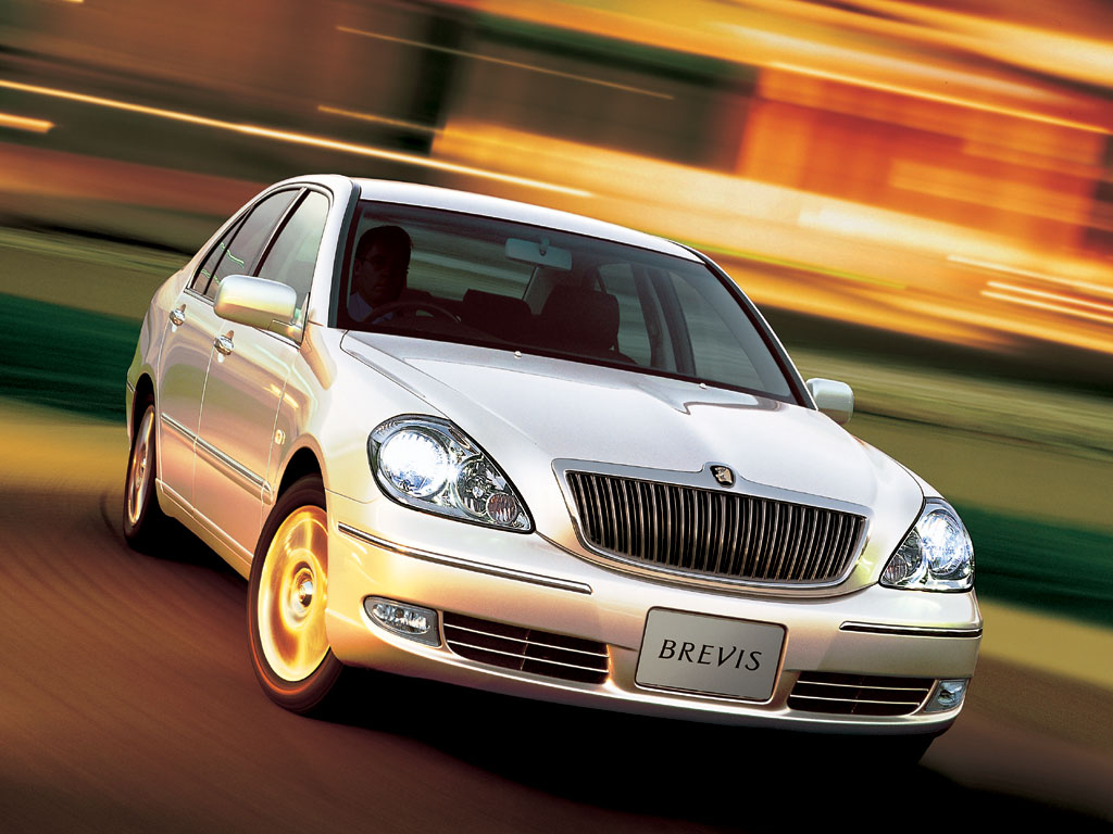 2001 Toyota Brevis   pictures, information and specs - Auto