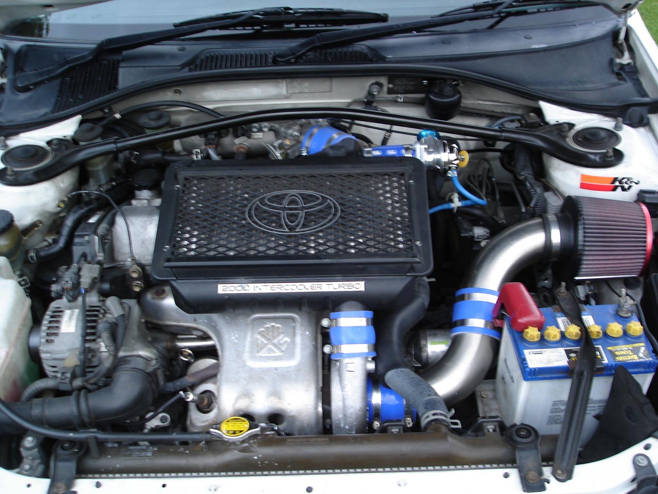 1993 Toyota Caldina T195 Pictures Information And Specs Auto I Need A Wiring Diagram For Models 6