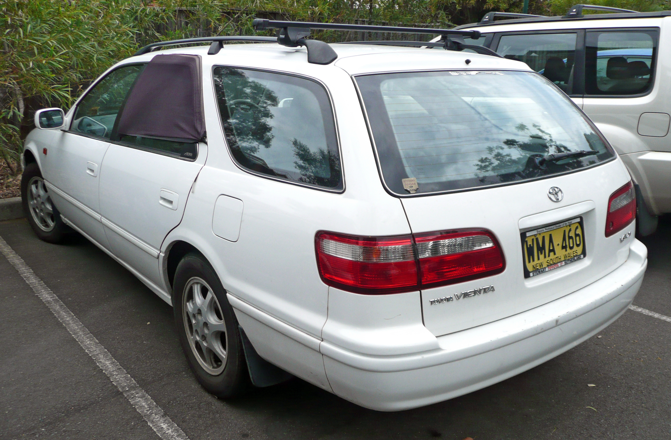 1998 toyota camry station wagon xv20 pictures. Black Bedroom Furniture Sets. Home Design Ideas