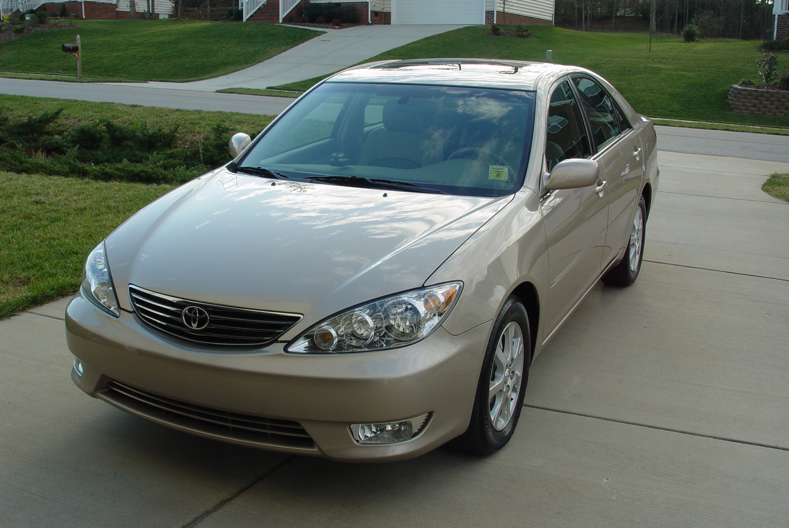 2002 toyota camry v pictures information and specs auto. Black Bedroom Furniture Sets. Home Design Ideas