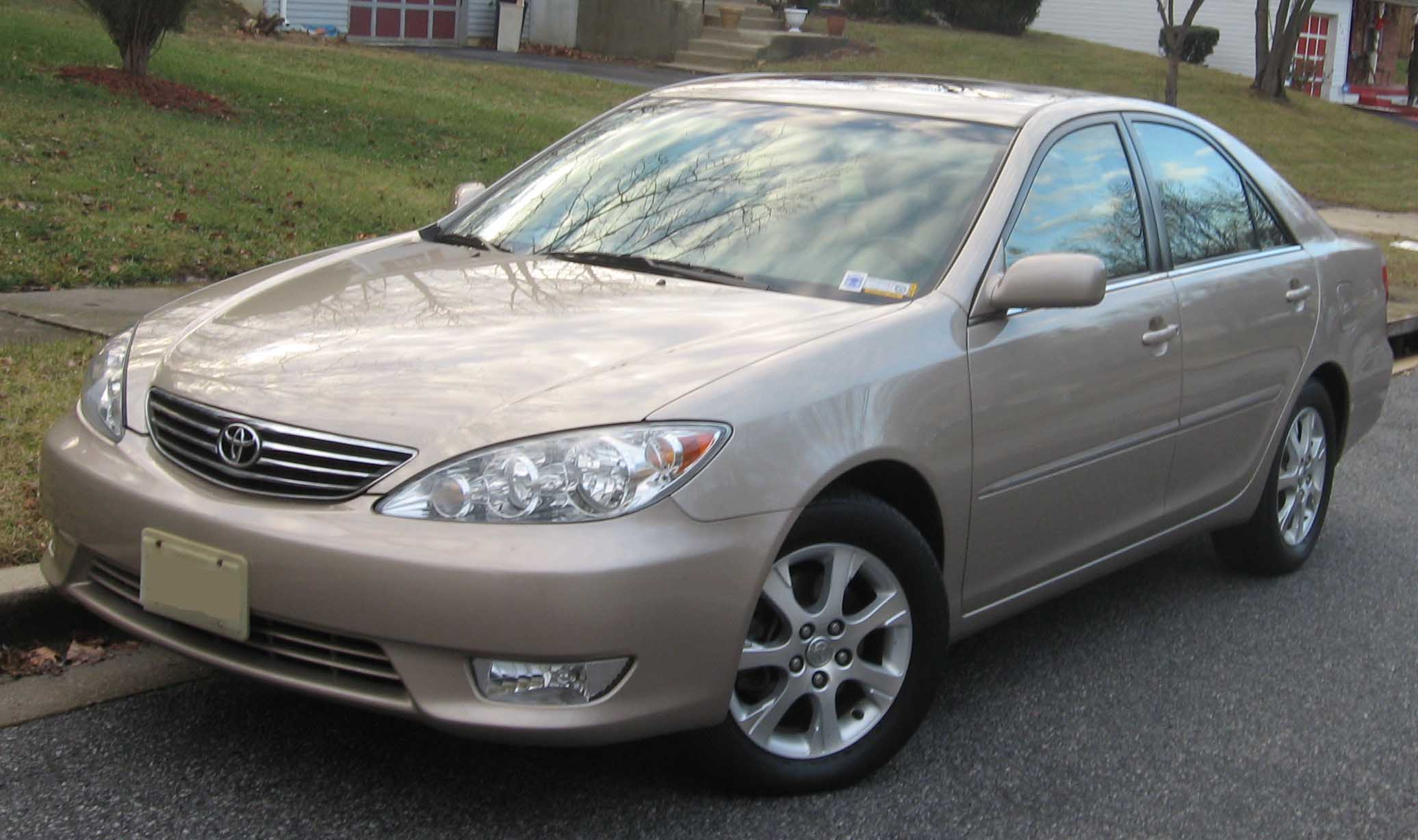 2005 toyota camry v pictures information and specs auto. Black Bedroom Furniture Sets. Home Design Ideas