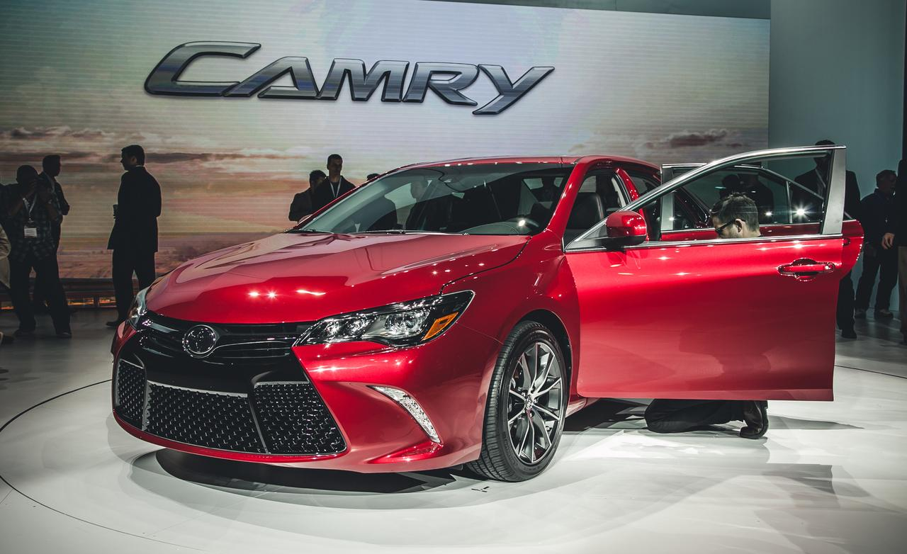 2015 Toyota Camry vi – pictures, information and specs - Auto ...