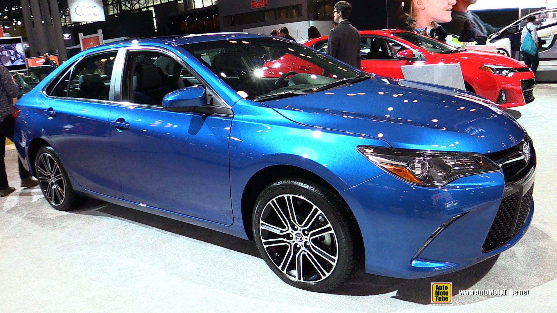 2016 toyota camry vi pictures information and specs auto. Black Bedroom Furniture Sets. Home Design Ideas