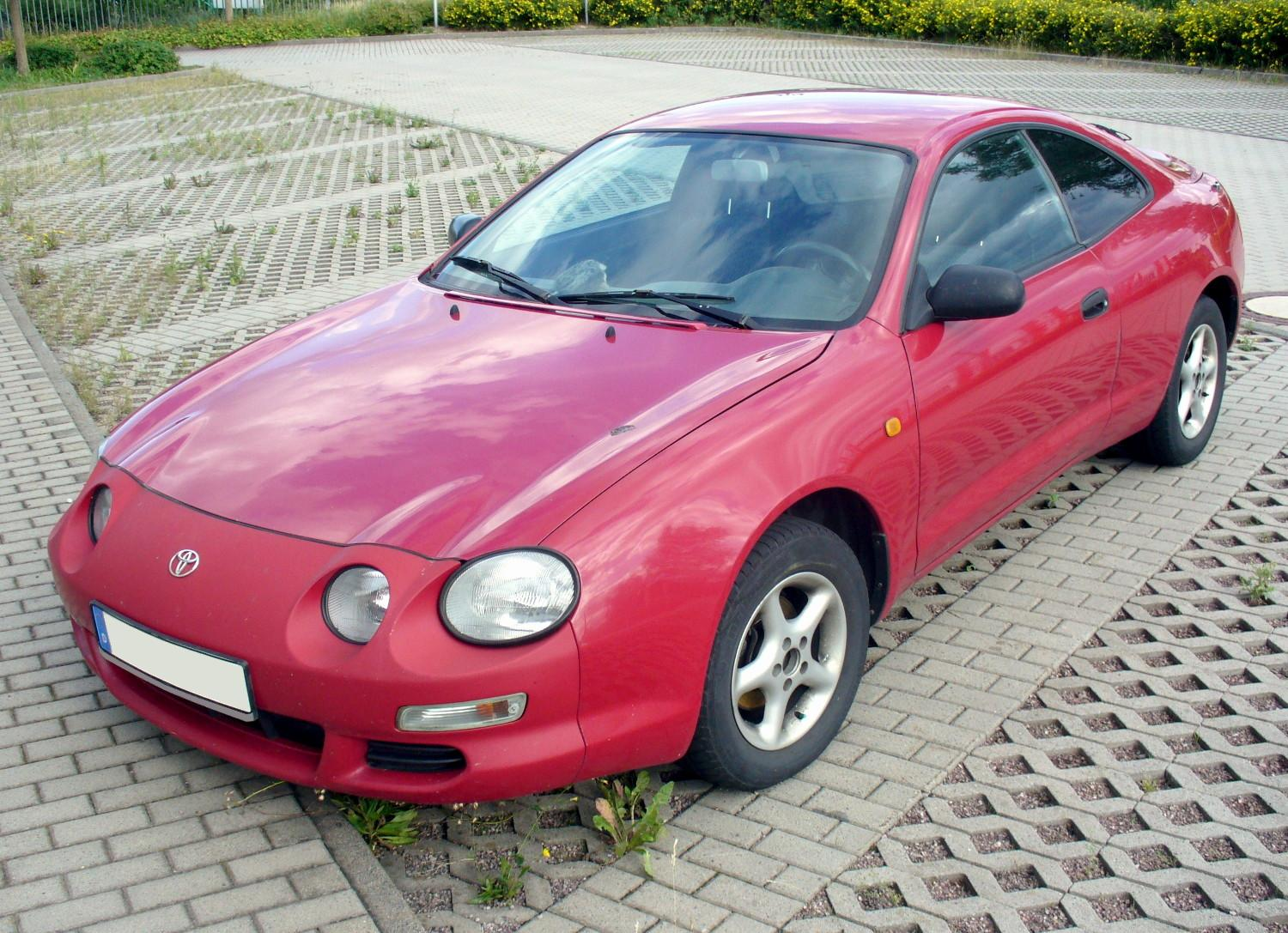 1994 toyota celica t20 pictures information and. Black Bedroom Furniture Sets. Home Design Ideas