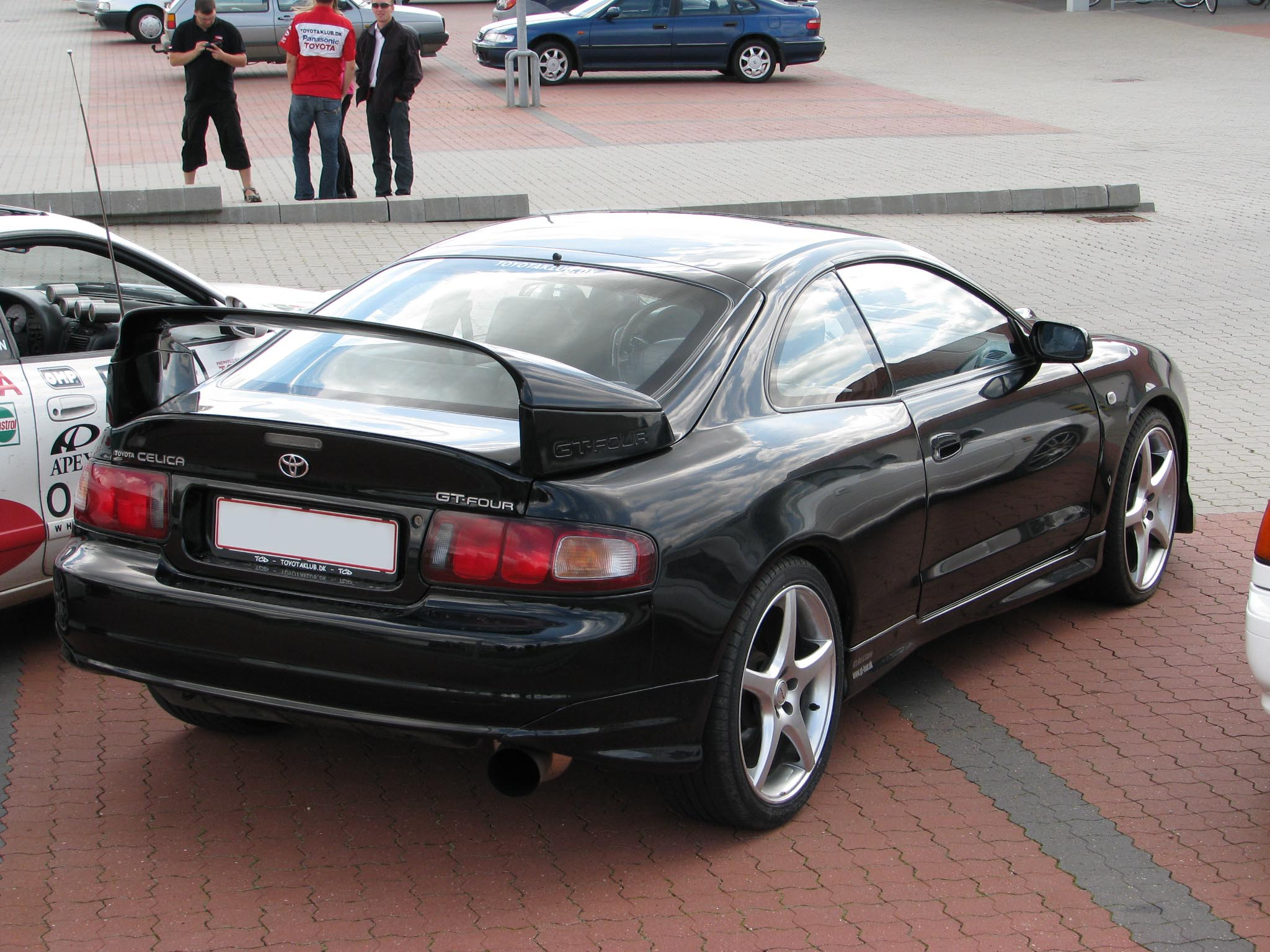 1996 toyota celica t20 pictures information and. Black Bedroom Furniture Sets. Home Design Ideas