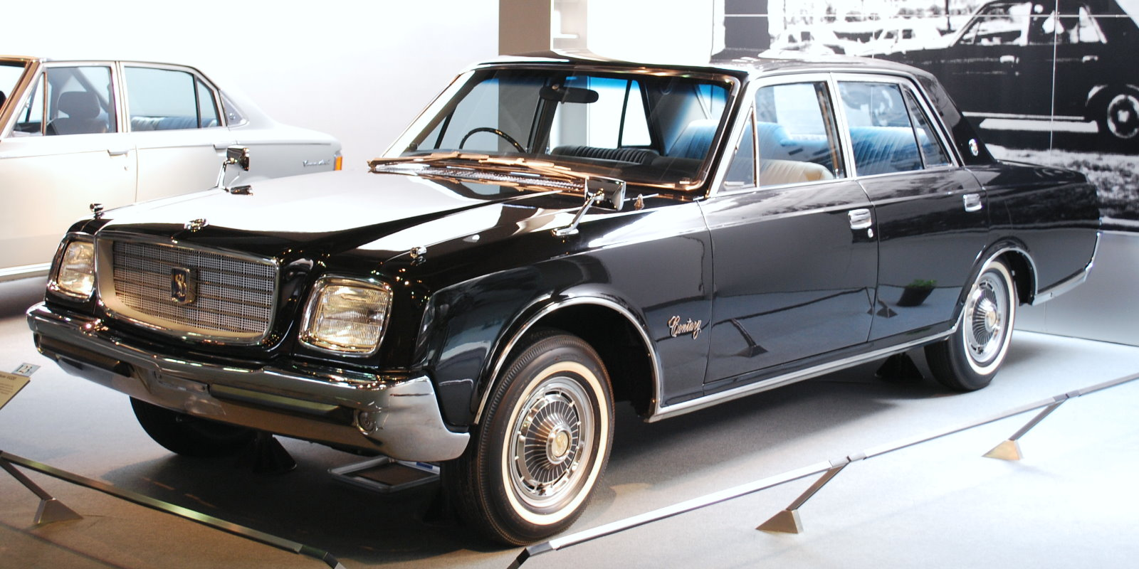 toyota century (vg20/vg45) 1991 images