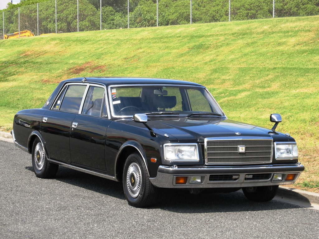1992 Toyota Century Vg20 Vg45 Pictures Information And Specs Auto Database Com