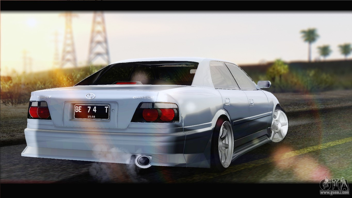 toyota chaser (zx 100) 1999 images #11