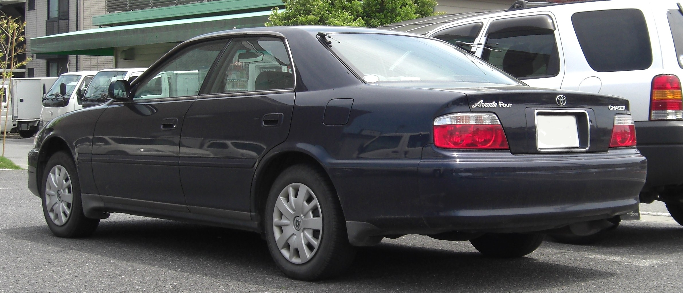 toyota chaser (zx 100) 1999 models #2