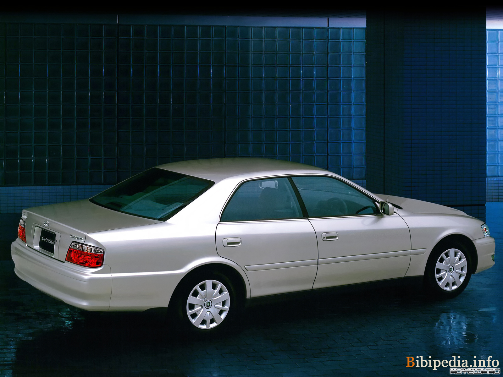 toyota chaser (zx 100) 1999 models #10