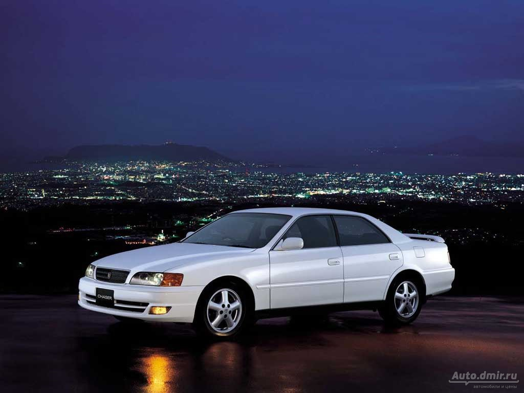 toyota chaser (zx 100) 1999 wallpaper #4