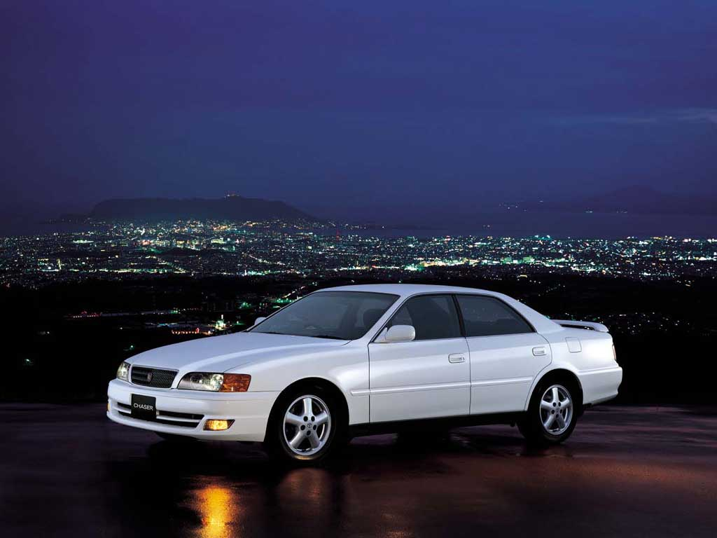 toyota chaser (zx 100) 2000 models