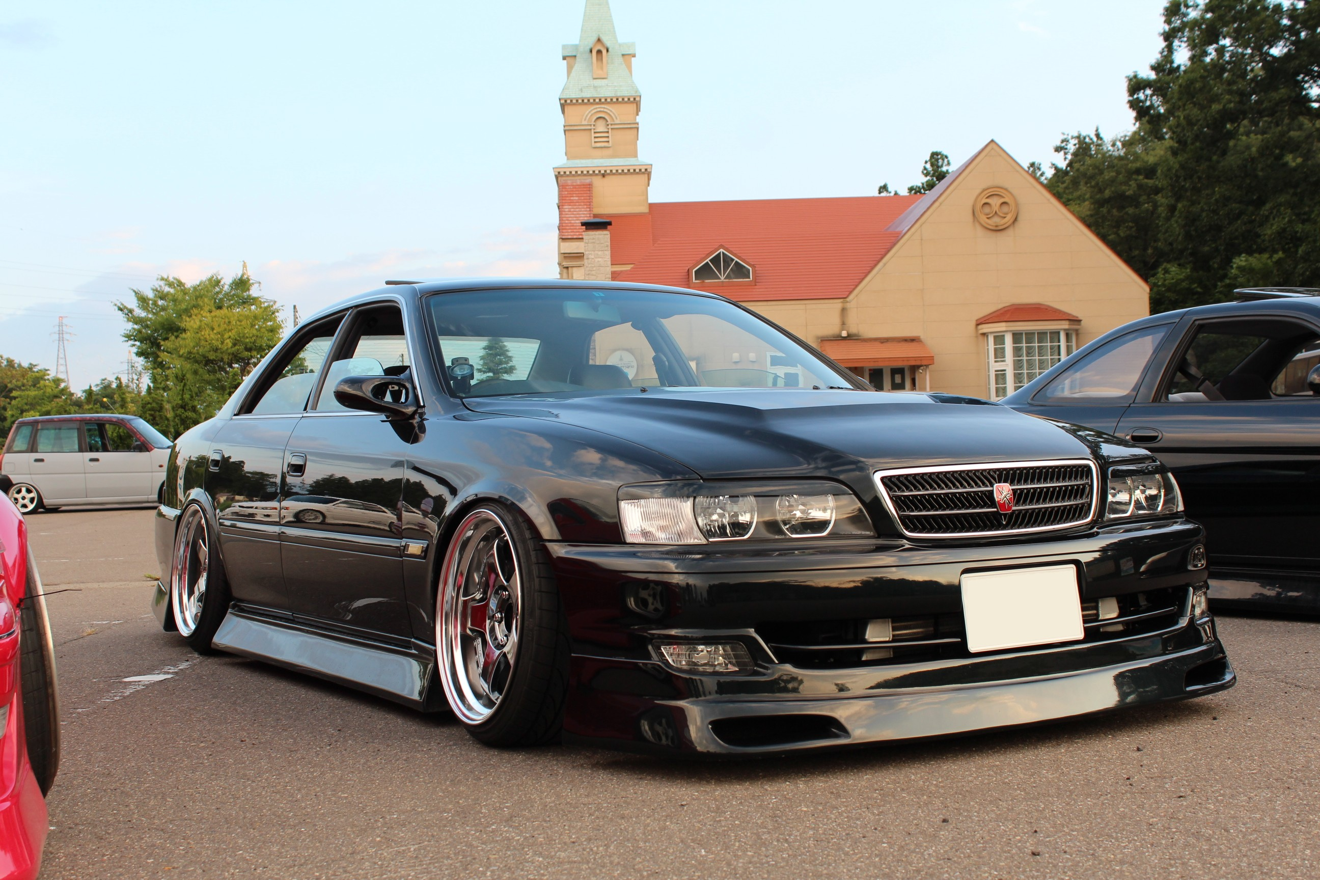 Charming Toyota Chaser (zx 90) 1995 Images #15