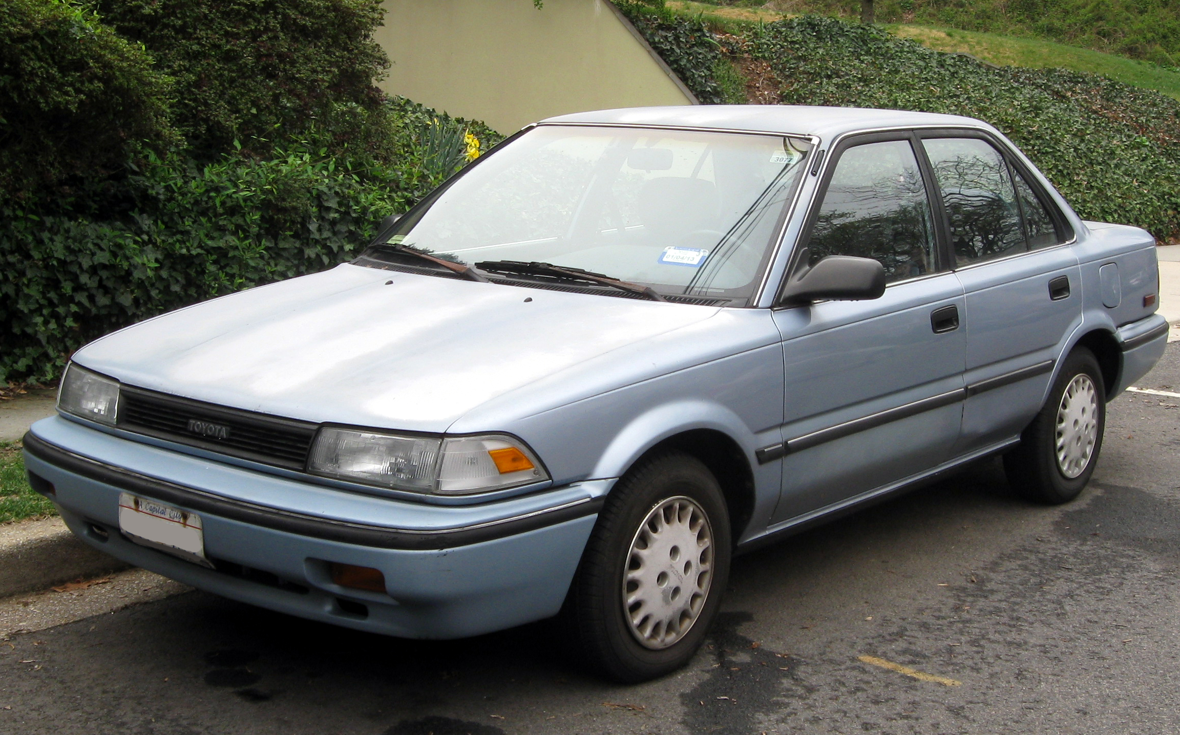 1992 toyota corolla e9 pictures information and specs. Black Bedroom Furniture Sets. Home Design Ideas
