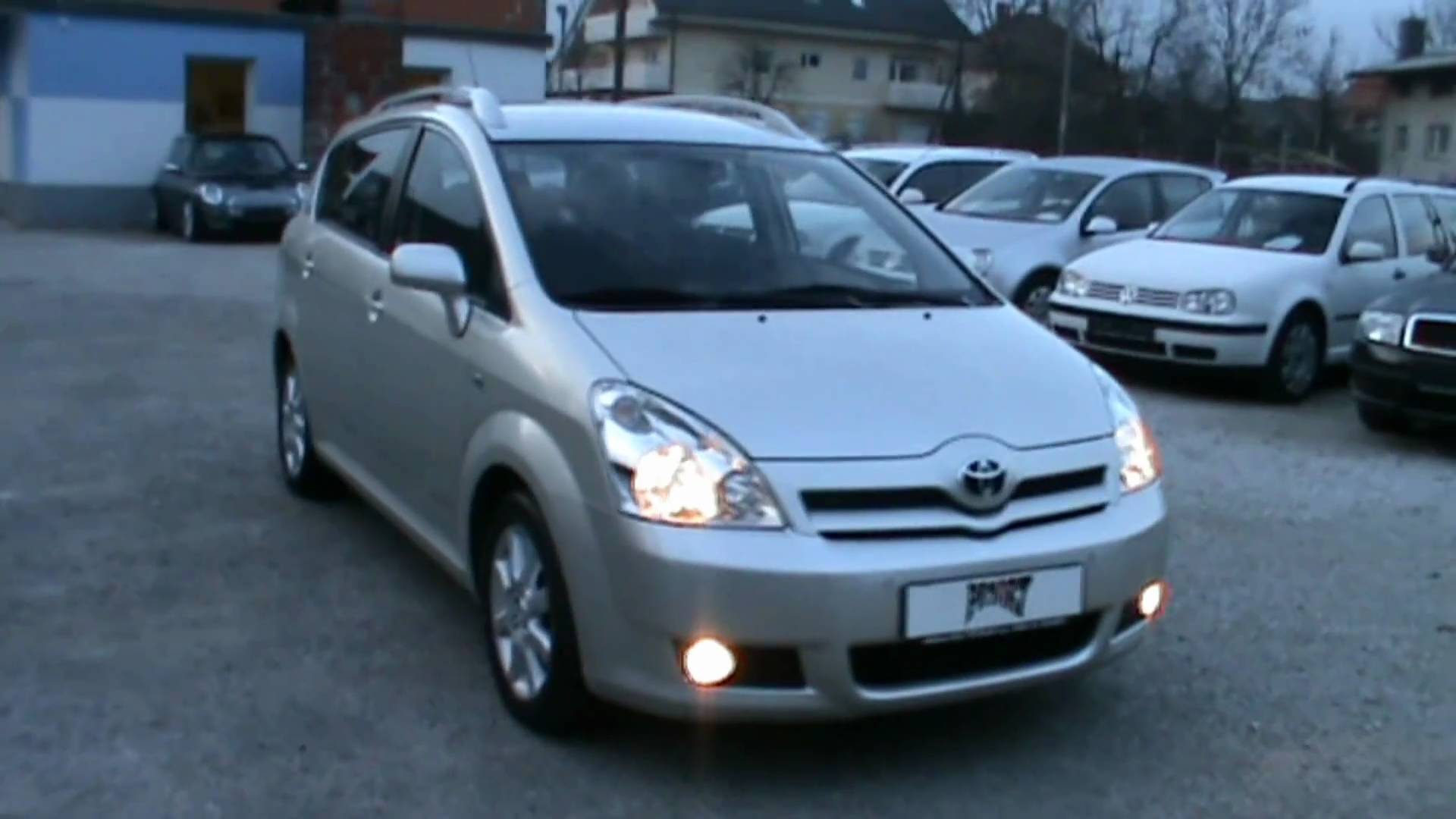 2003 toyota corolla spasio e12 pictures information and specs auto. Black Bedroom Furniture Sets. Home Design Ideas