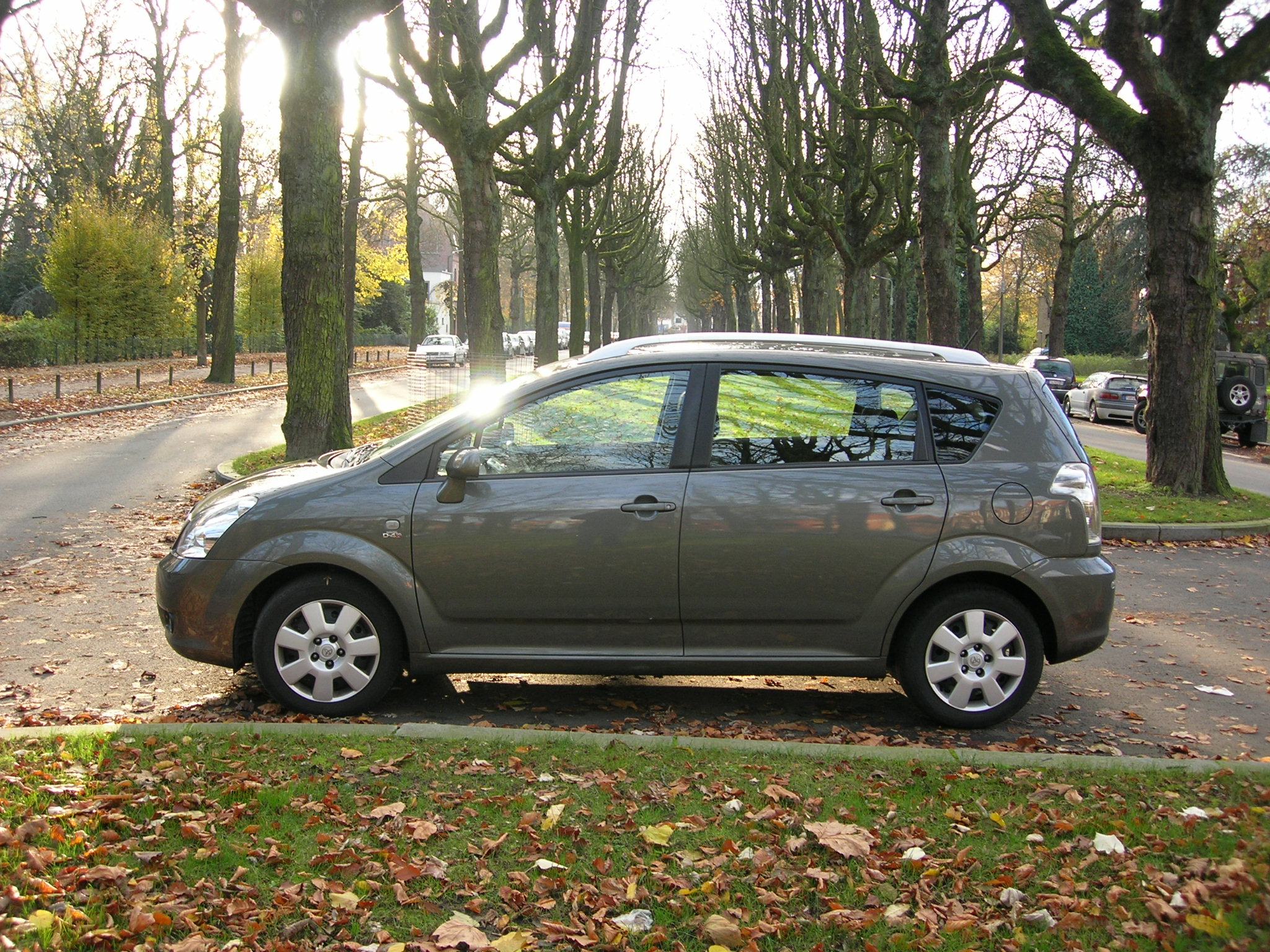 2006 toyota corolla verso pictures information and specs auto. Black Bedroom Furniture Sets. Home Design Ideas