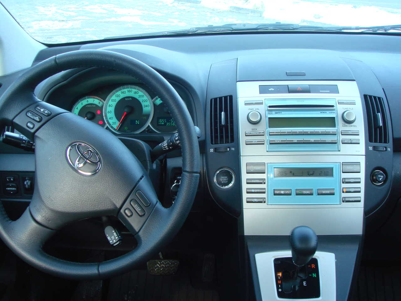 Toyota Verso SR: Now with even more to offer