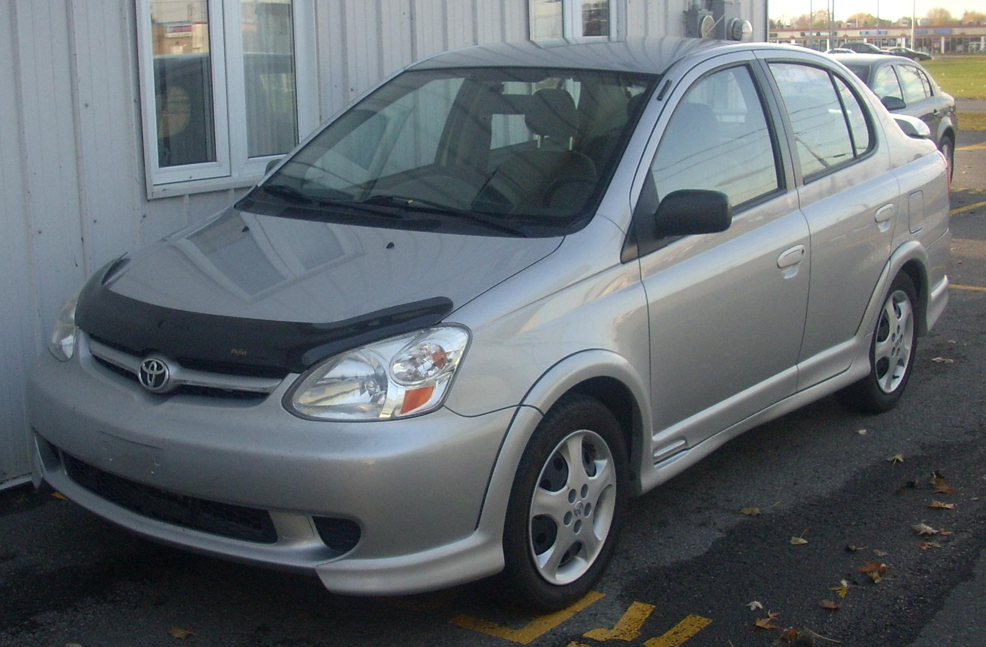 2003 toyota echo sedan pictures information and specs. Black Bedroom Furniture Sets. Home Design Ideas