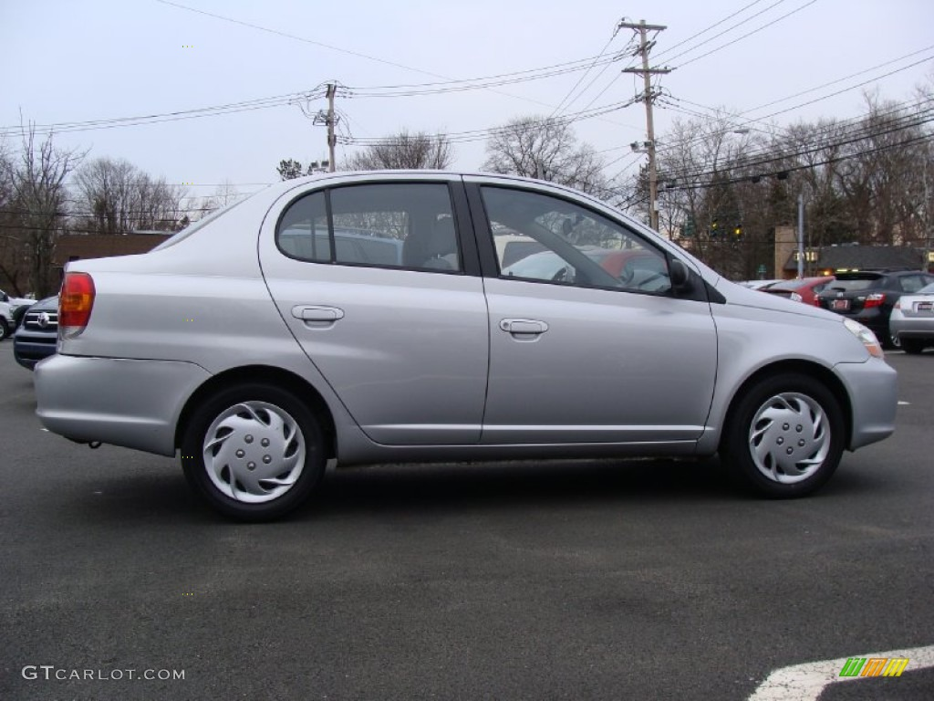 2004 Toyota Echo Sedan Pictures Information And Specs